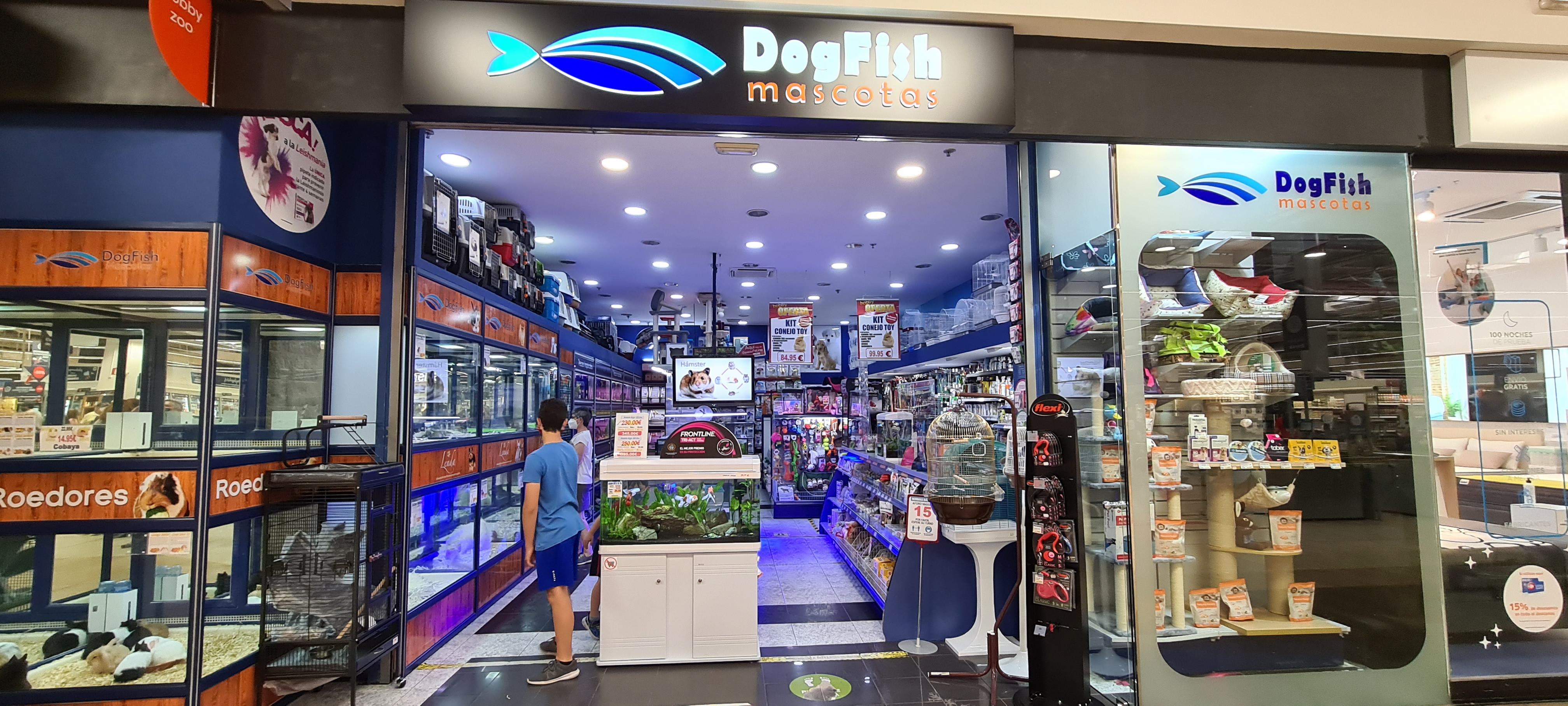 DogFish Mascotas
