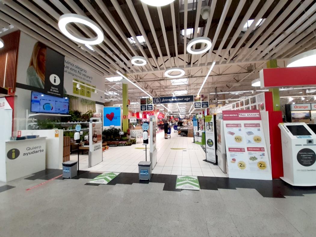 Hipermercado Carrefour