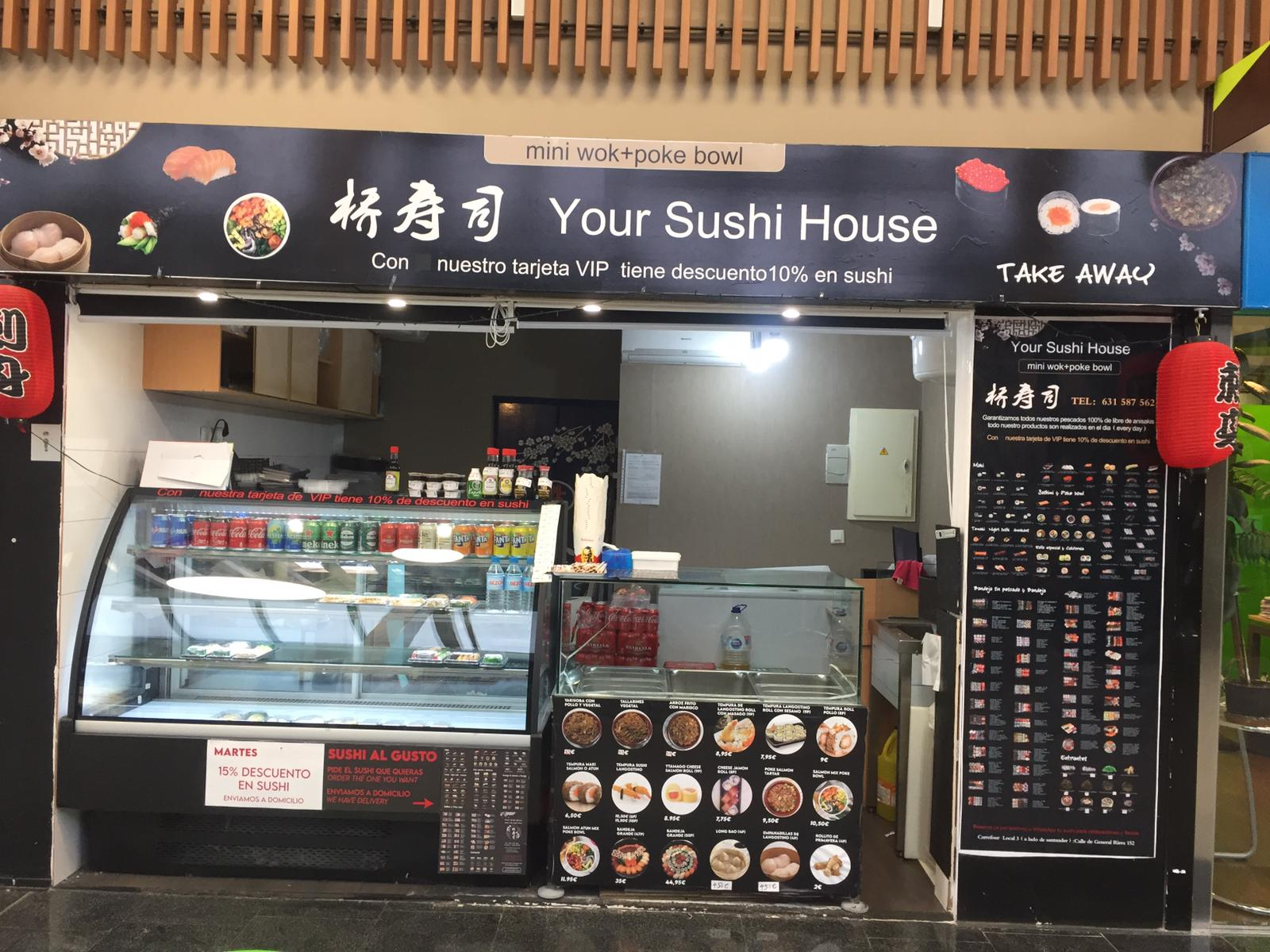 Your Sushi House