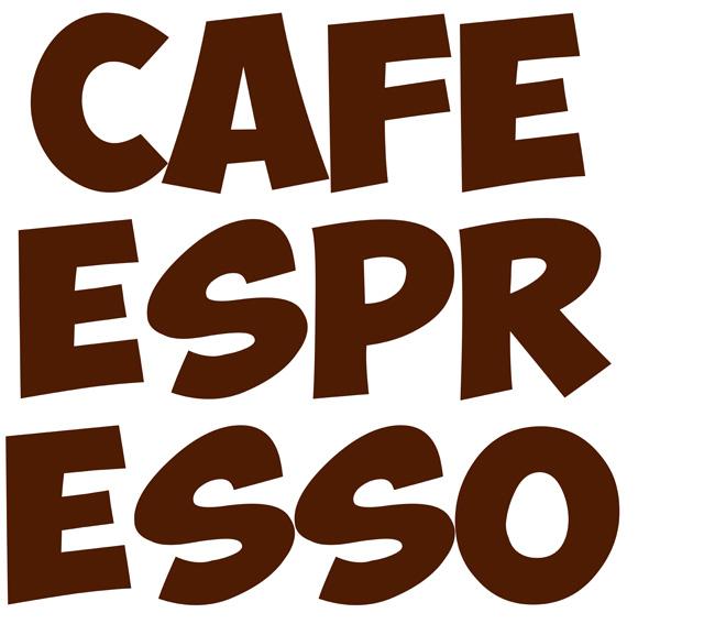 Oferta Café Espresso