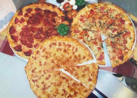 Oferta pizza go