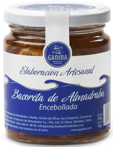 Oferta Salazones Almadraba