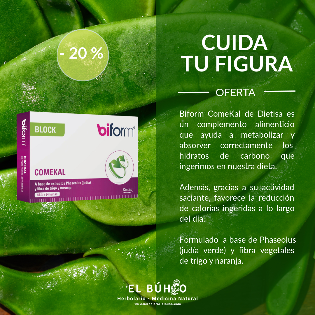 Oferta Herbolario El Buho