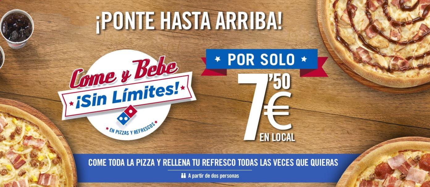 Oferta Domino's Pizza