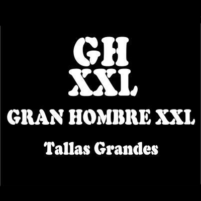Oferta Gran Hombre XXL