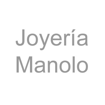 Oferta Joyería Manolo