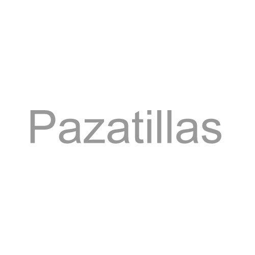 Oferta Pazatillas