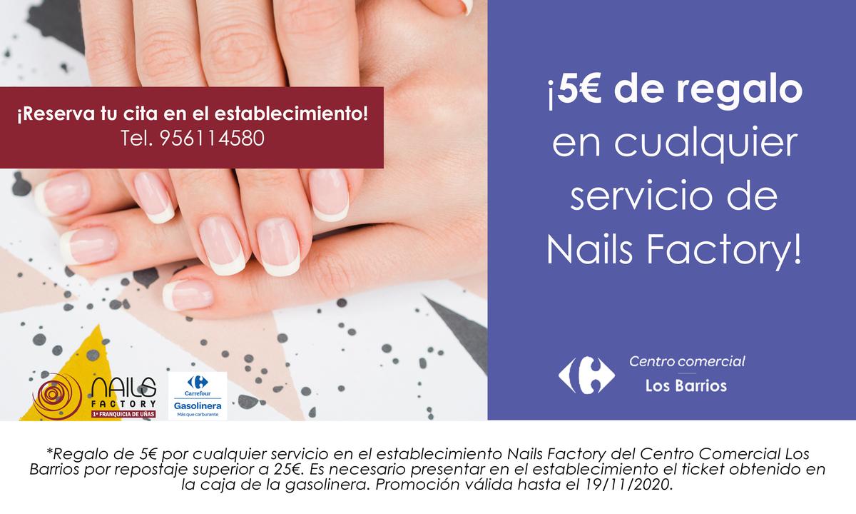 Oferta Nails Factory