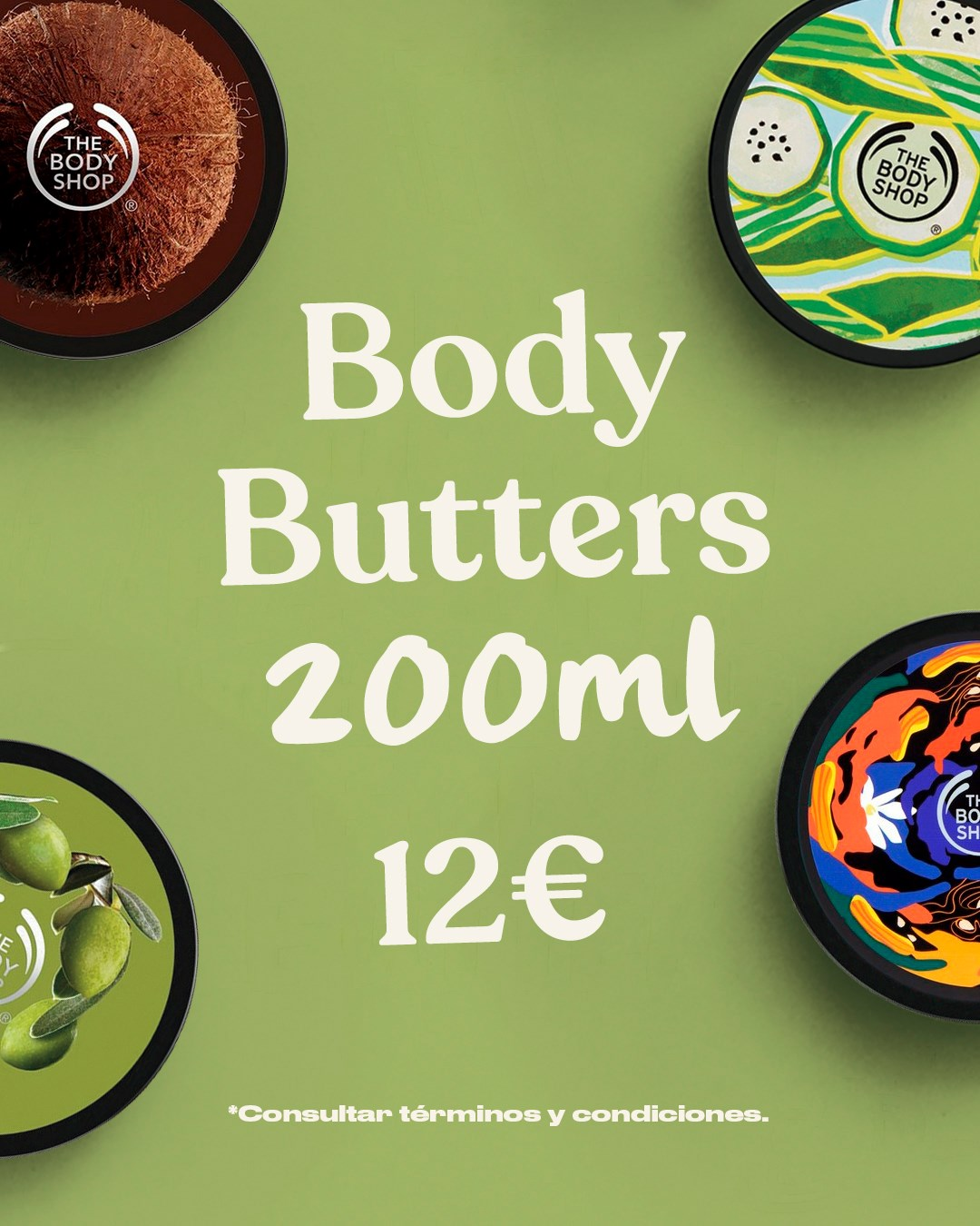 Oferta The Body Shop