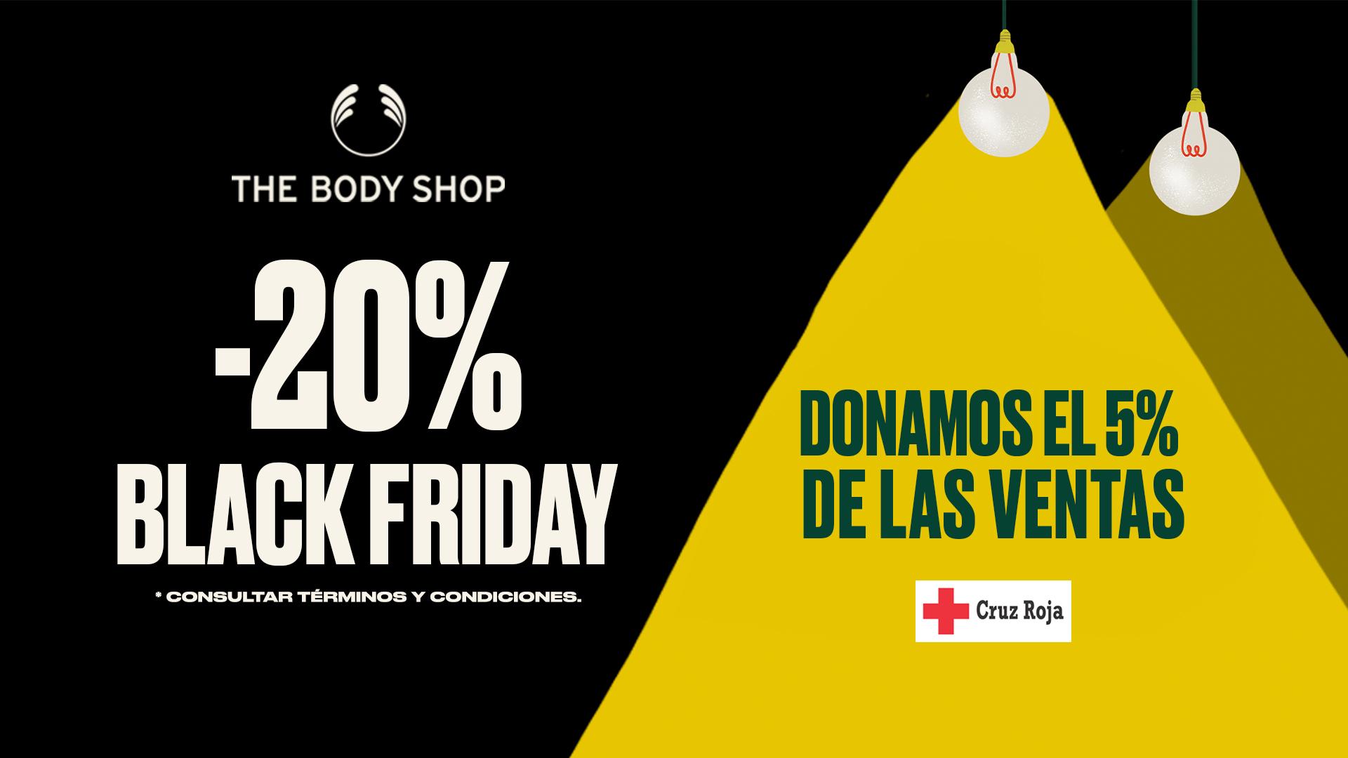 Oferta The Body Shop
