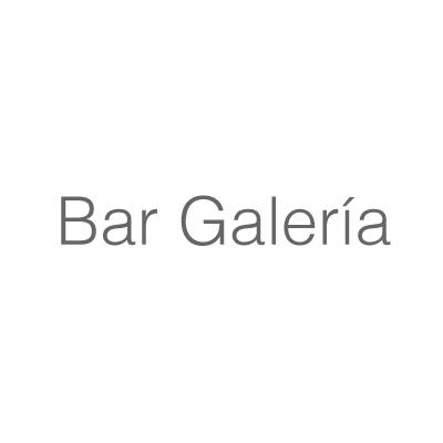Bar Galería