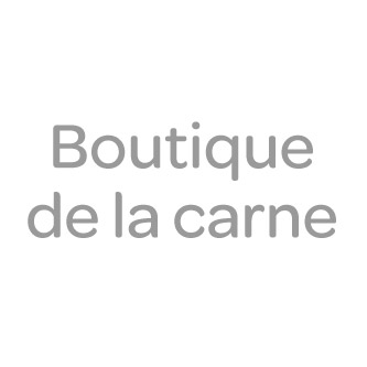 Boutique de la carne
