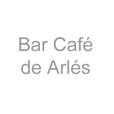 Café de Arlés